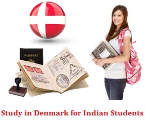 Study in Denmark for Indian Students