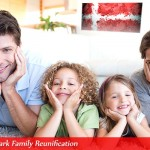 Denmark immigration under Family Reunification program of the province