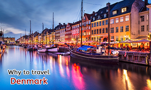 Travel Diaries: Fun Facts of Denmark